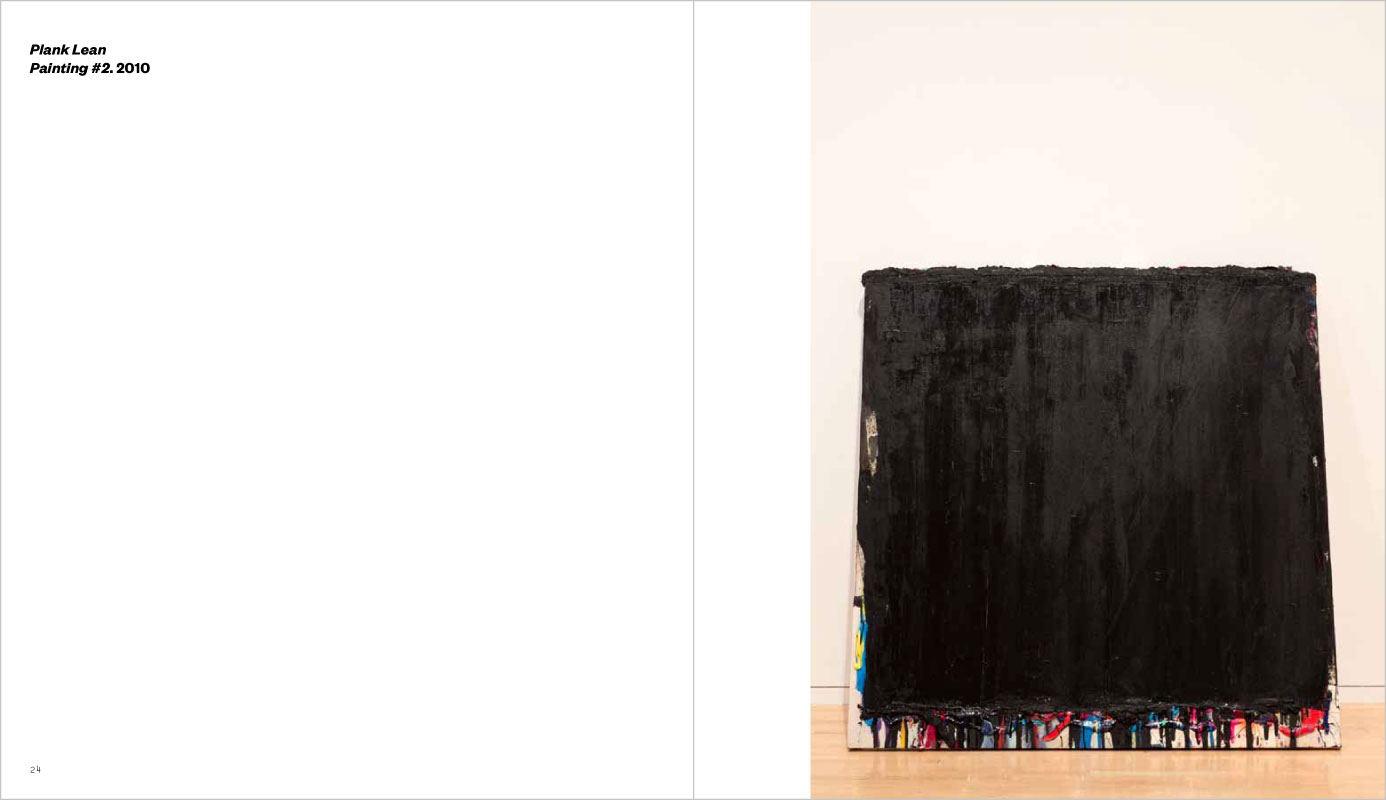 Book for Andrew Dadson, Henry Art Gallery, 2012